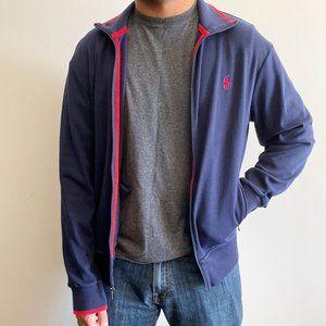 Polo Ralph Lauren Blue  Performance Jacket Size M